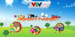 Thông báo lên sóng và ngừng phát sóng một số kênh trên VTVcab