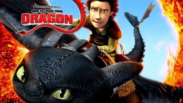 How to train your dragon tren truyen hinh cap